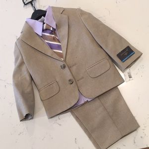 Docker 4pc suit
